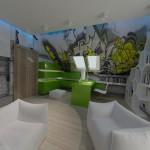 projekt pokoju dziecięcego