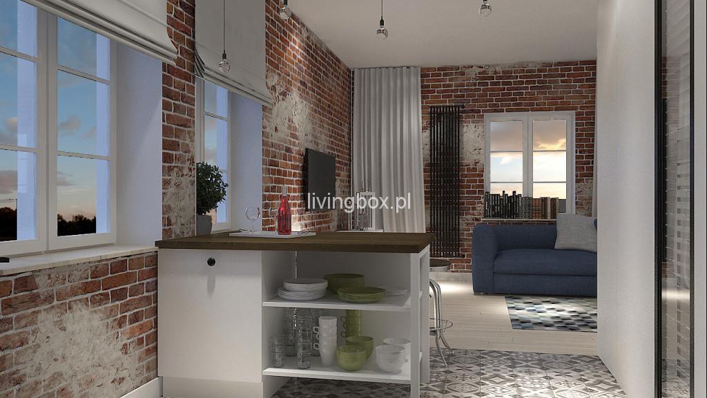 Jak zmienić mieszkanie po prababci w nowoczesne studio?