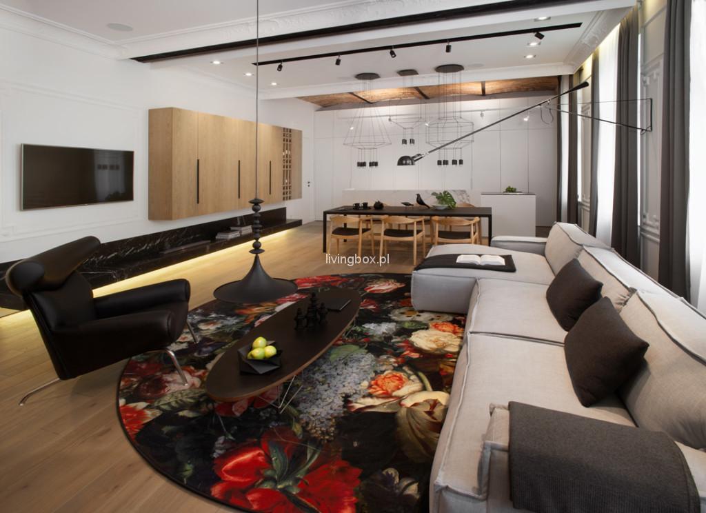 Projekt salonu – jak powinien wyglądać?